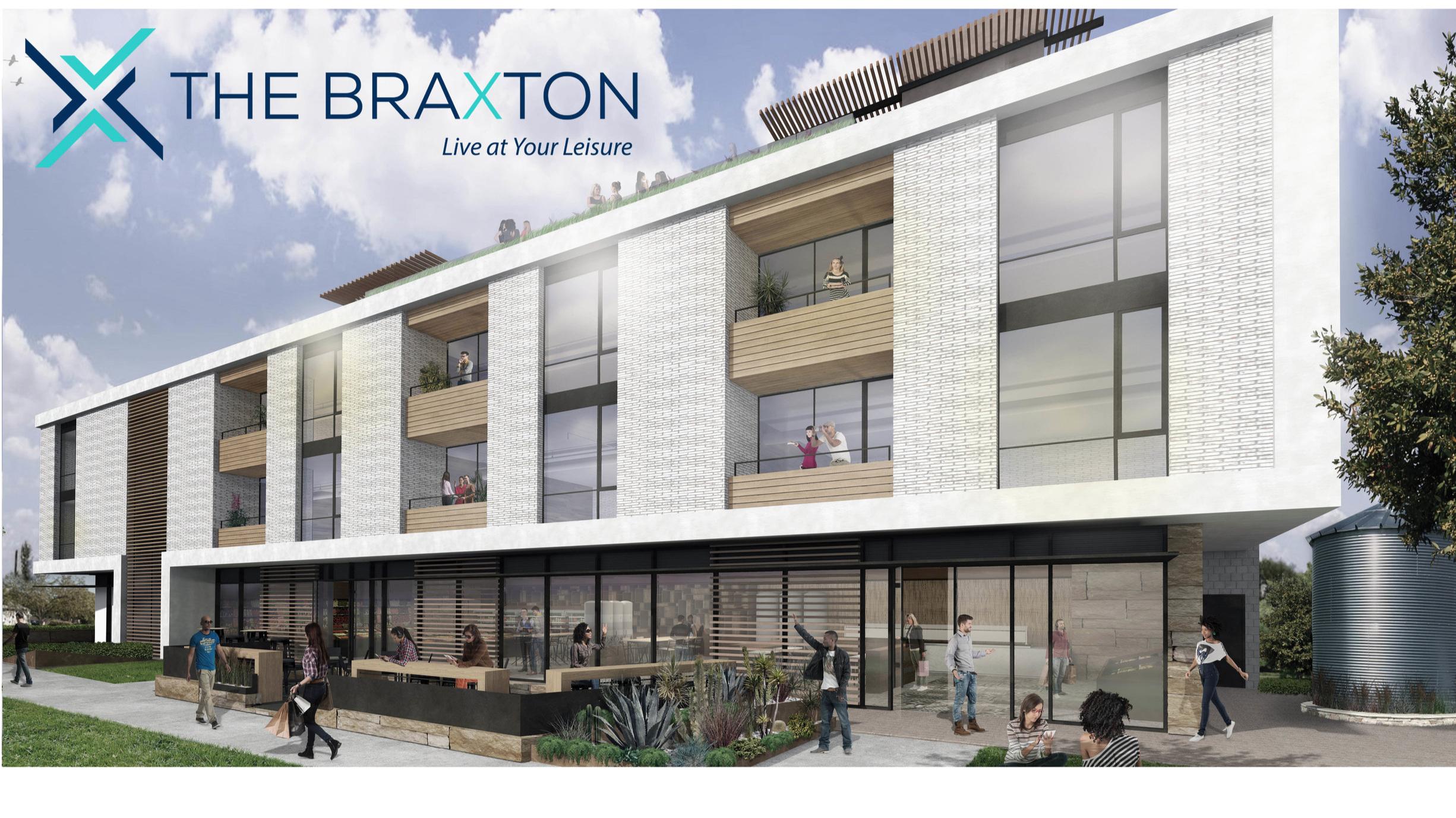 The Braxton Apartments on Burnet Road