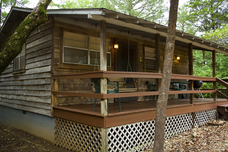 Cabin No. 2
