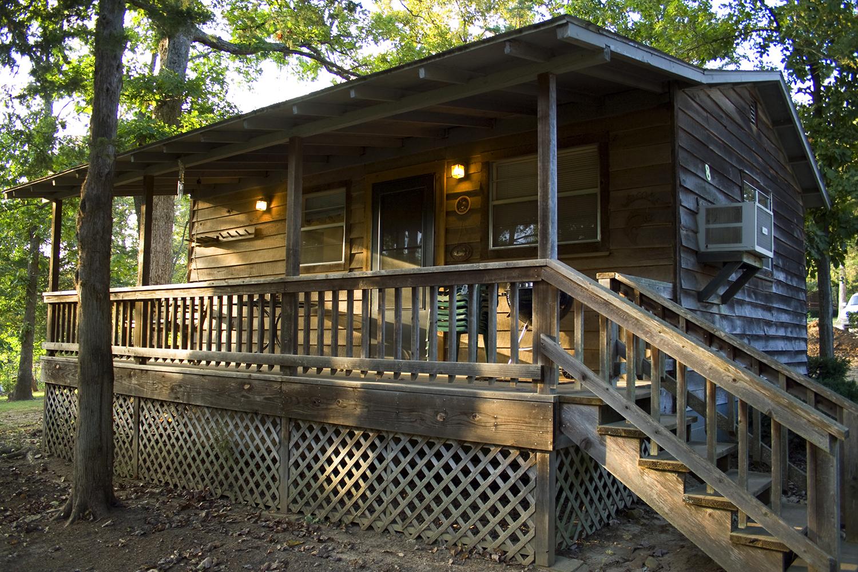 Cabin No. 8