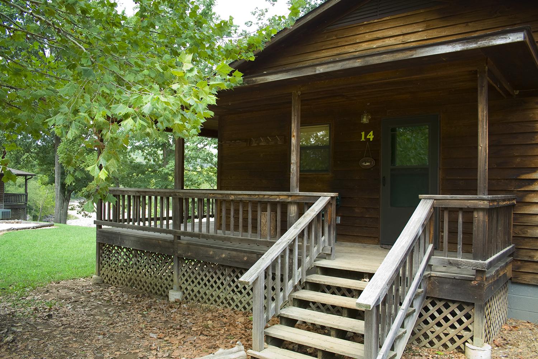 Cabin No. 14