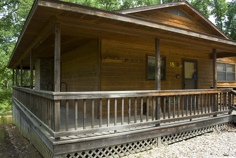 Cabin No. 15