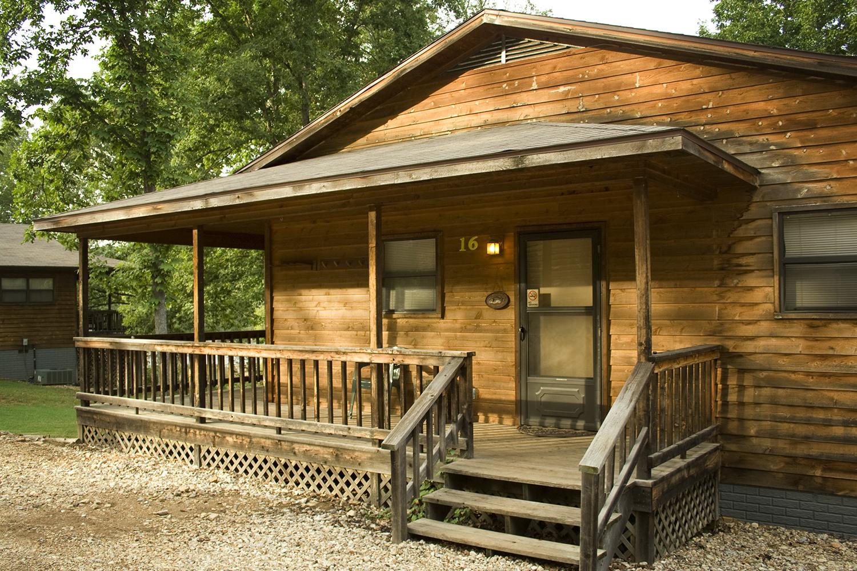 Cabin No. 16