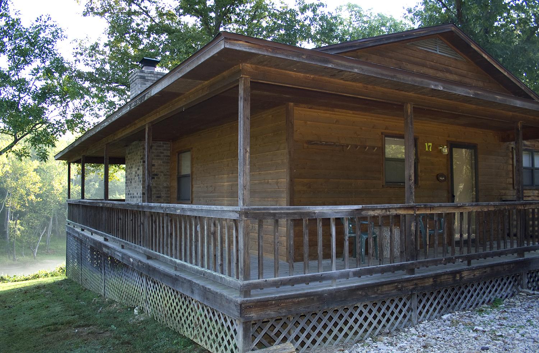 Cabin No. 17