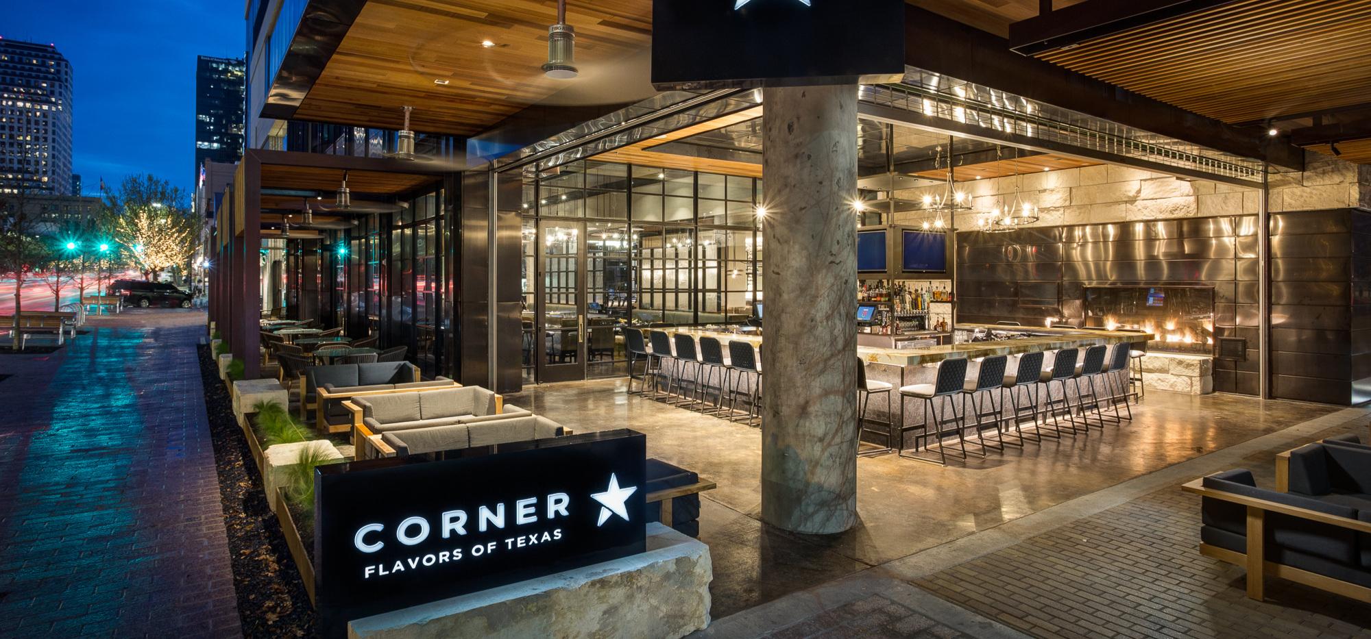 Corner Restaurant Austin