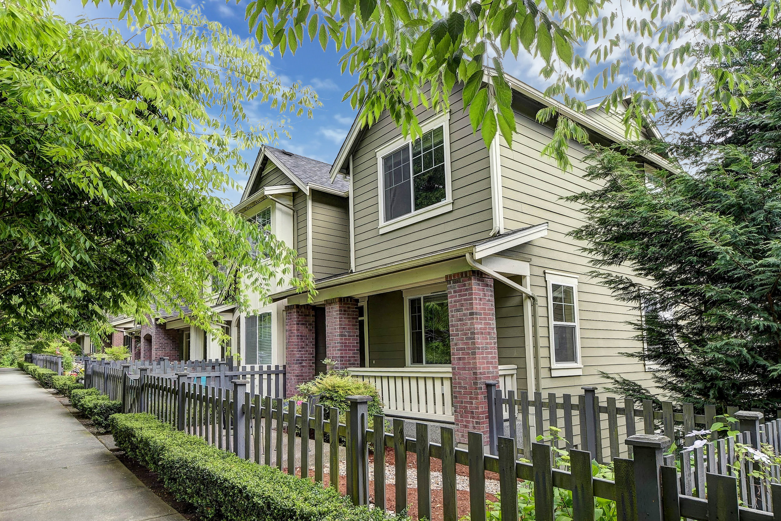 Bothell Townhouse