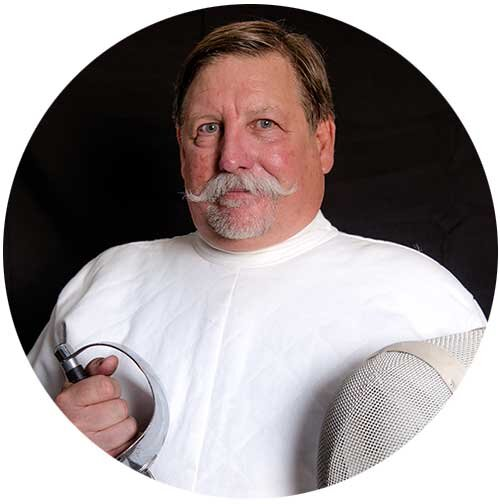 David Burgess - Associate Coach & Armorer