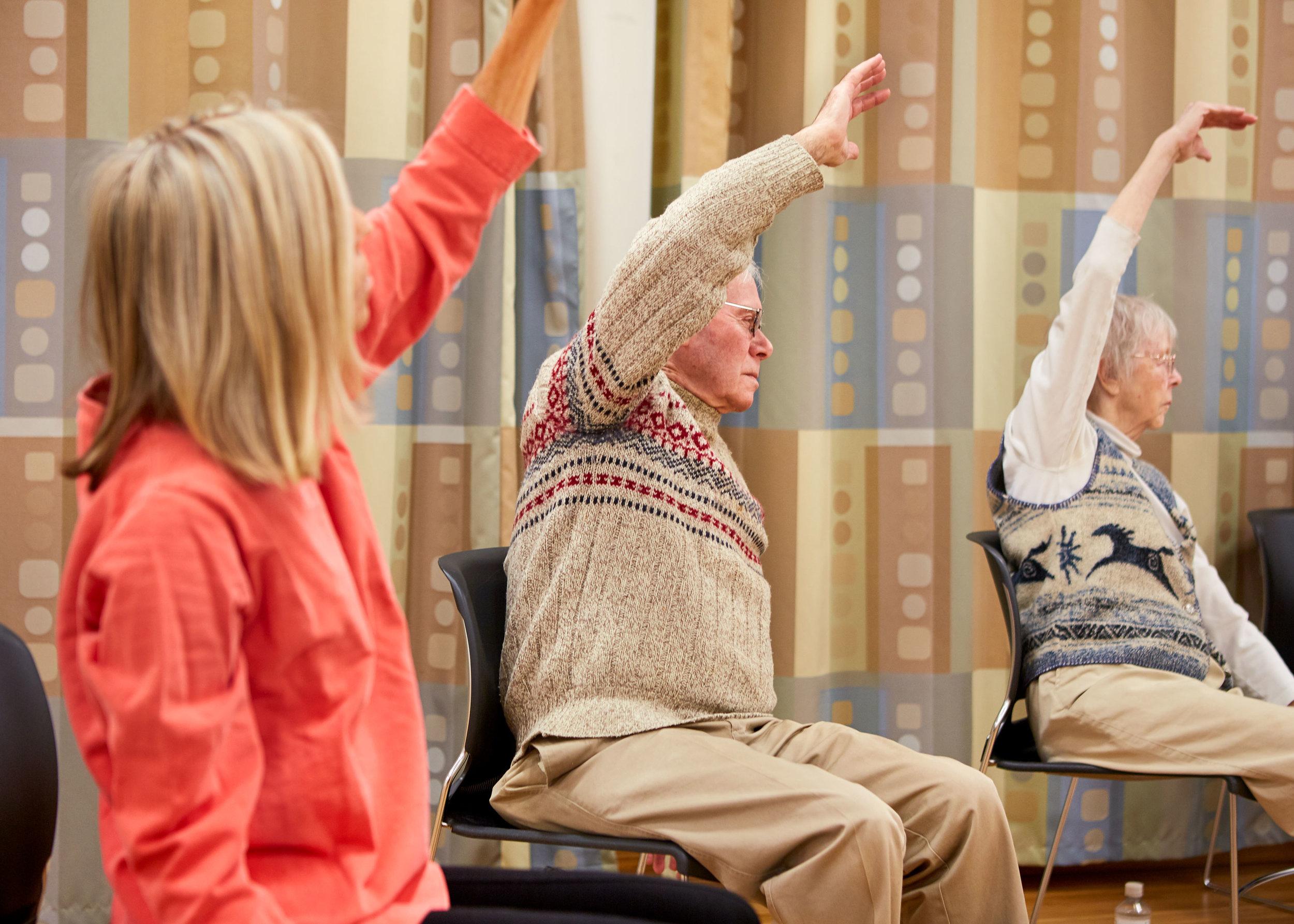 Dance for PD - For Parkinson's patients