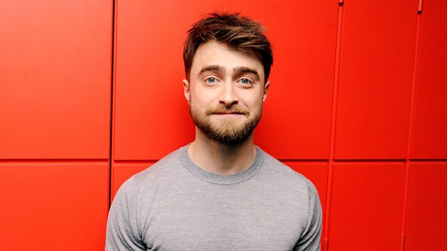 The Zoe Ball Breakfast Show - Daniel RadcliffeDaniel Radcliffe joins Zoe on the phone from New York.07/2019
