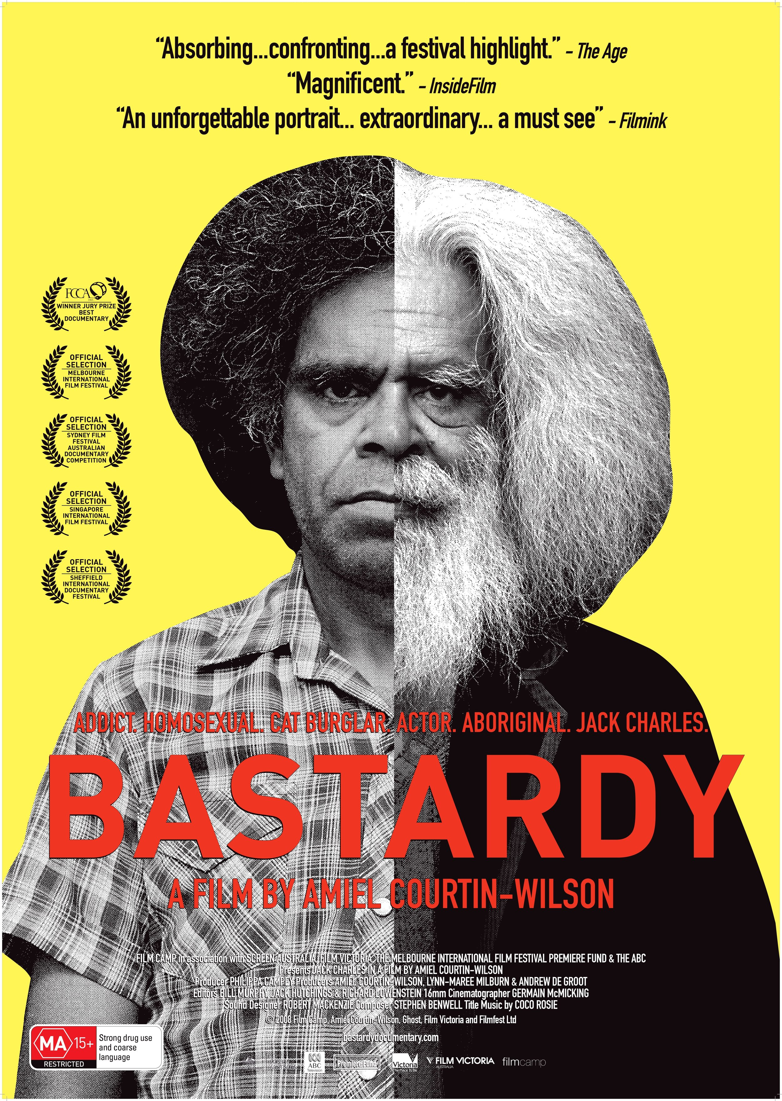 """- An intimate documentary of Jack Charles, a.k.a. """"Jackie"""", the legendary Australian Aboriginal actor who co-founded Australia's first indigenous theatre company and struggled with his identity later in life."""