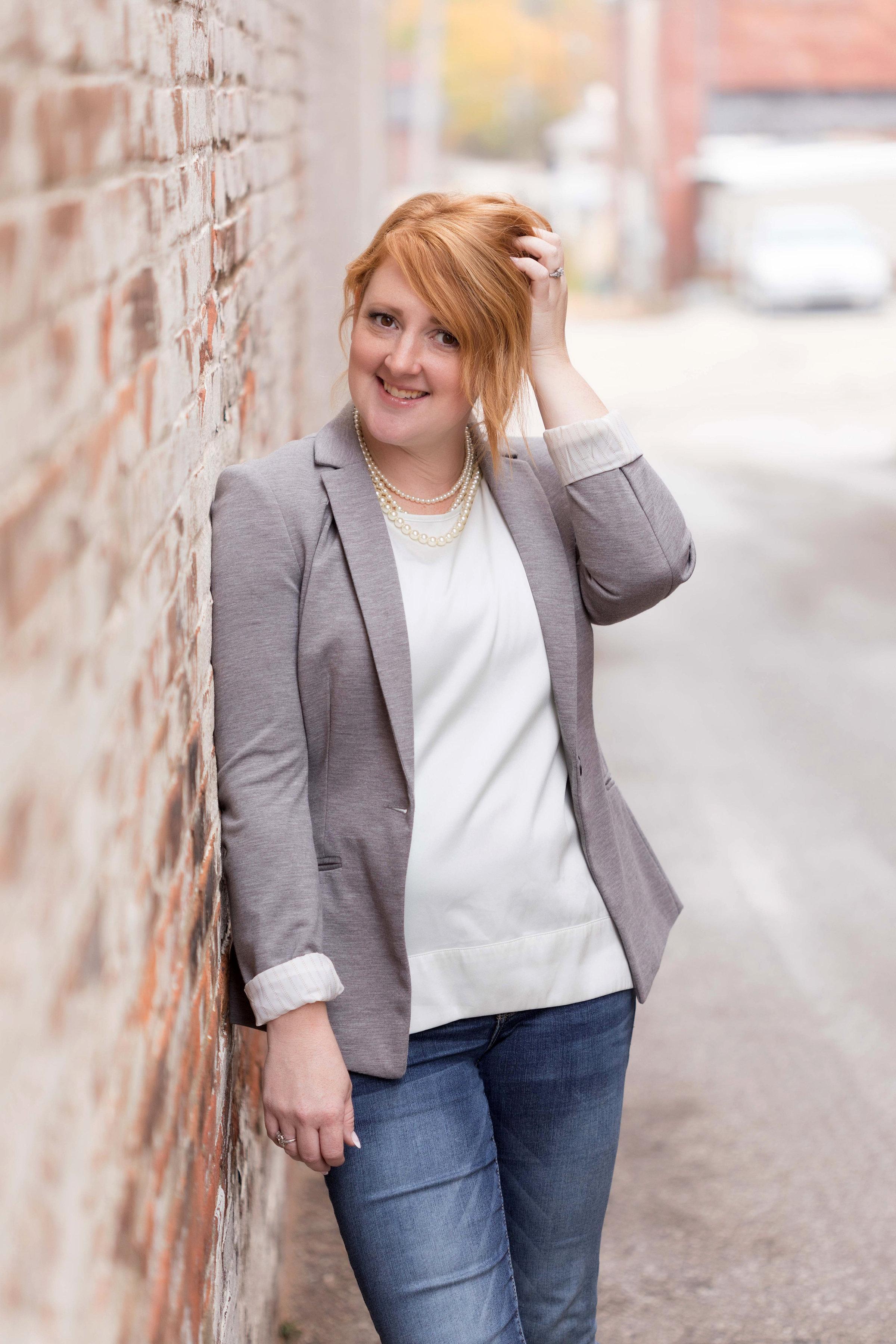 Megan Merrell - A Guest Post