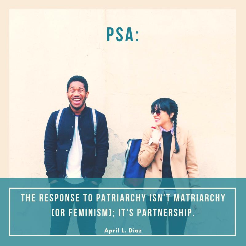 Response to Patriarchy