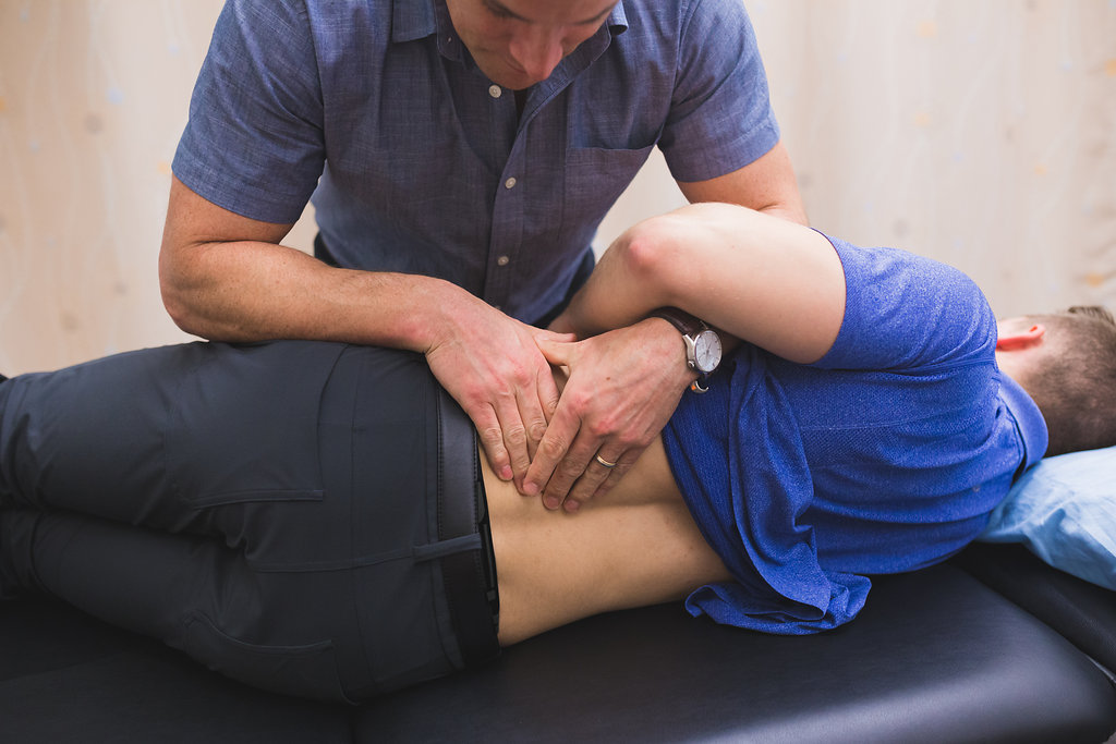 Spinal manual therapy
