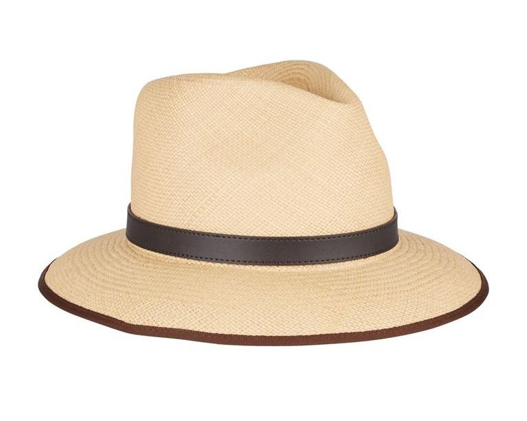 △  Purdey Straw Panama Hat  HK$1209