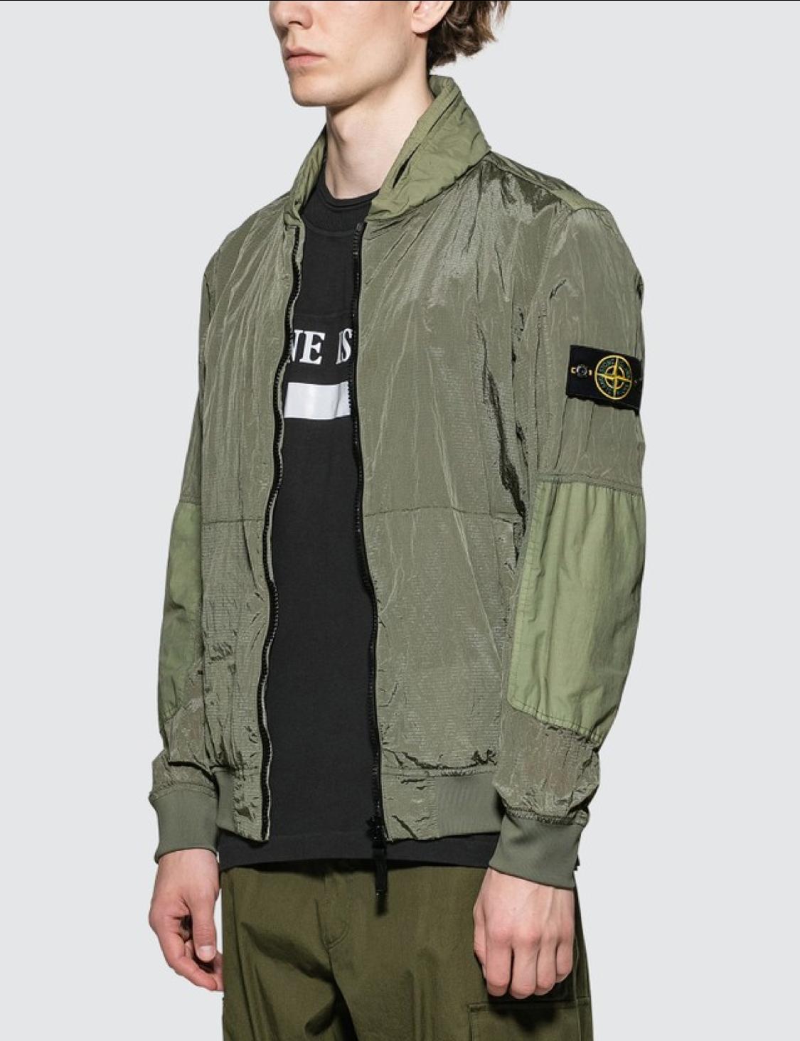 △ STONE ISLAND 2-Way Nylon Metal Watro Ripstop Jacket  HK$5,142