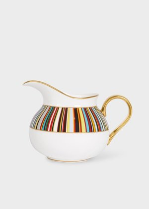 △  Paul Smith for Thomas Goode - Signature Stripe Creamer £109.00