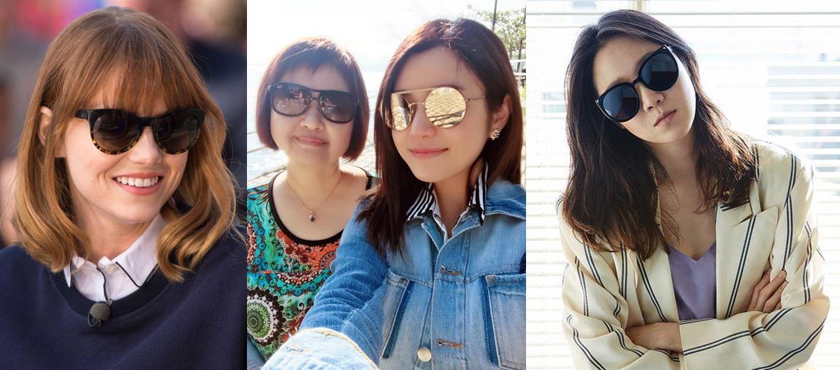 △左至右credit to  harper's bazaar 、 Facebook@陳妍希Michelle 、 ELLE