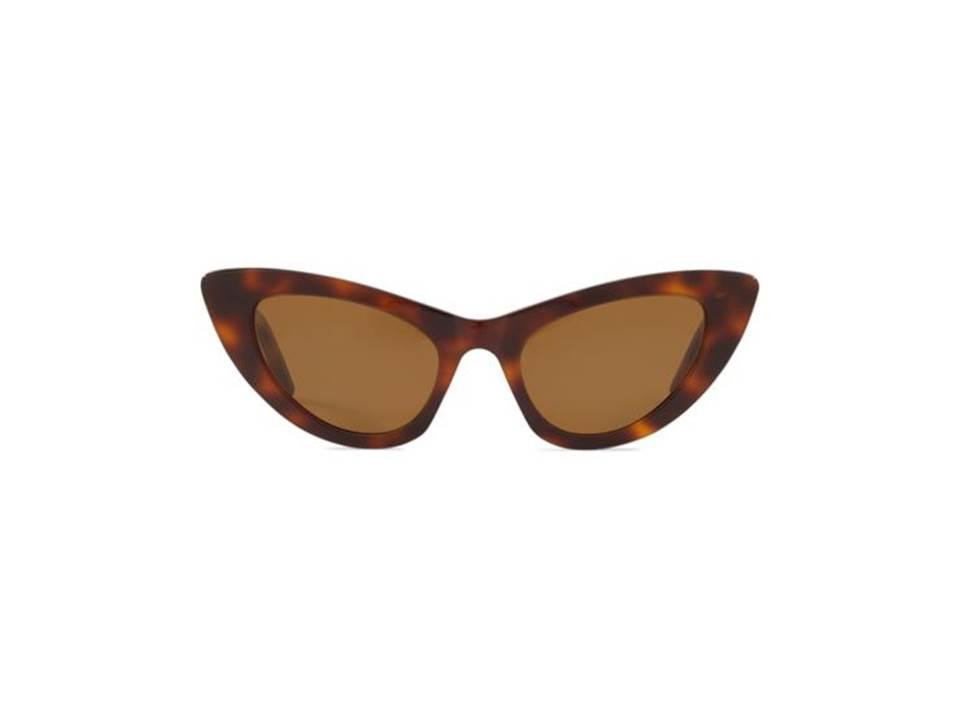 △ Saint Laurent Lily Cat Eye Sunglasses  HK$1,845