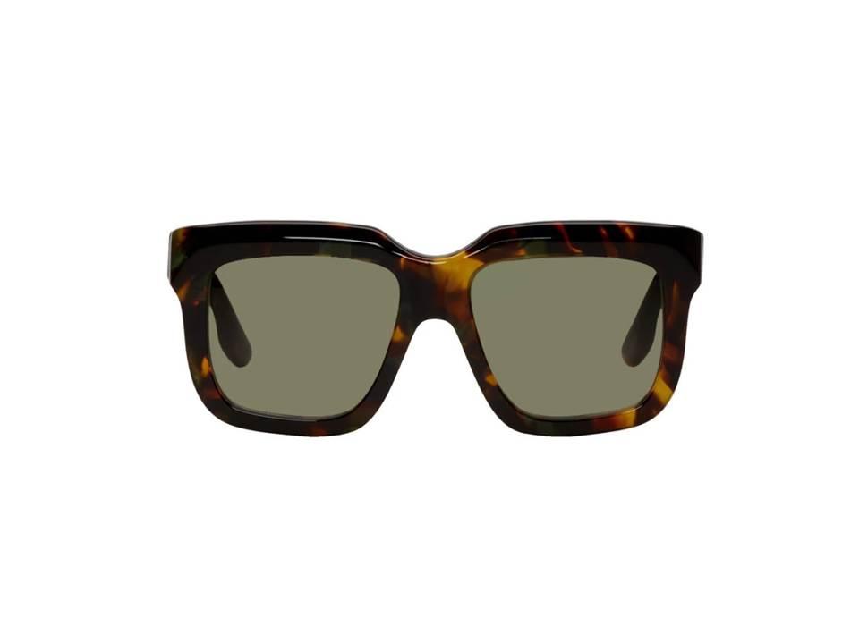 △ Victoria Beckham Tortoiseshell Large Bevelled Square Sunglasses  HK$3,130