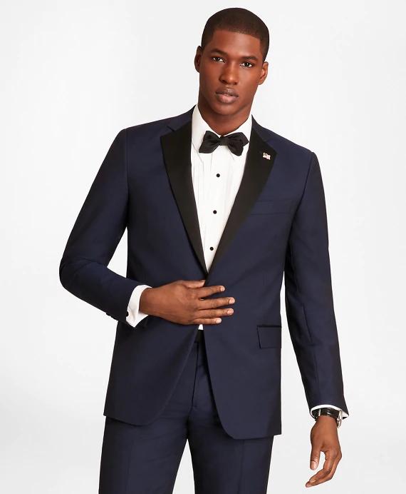 △ Regent Fit One-Button Navy Tuxedo  UK$1,198 (~HK$9,366)