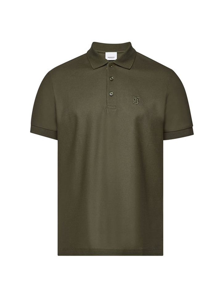 △ Burberry Eddie Cotton Polo T-Shirt  HK$1,433