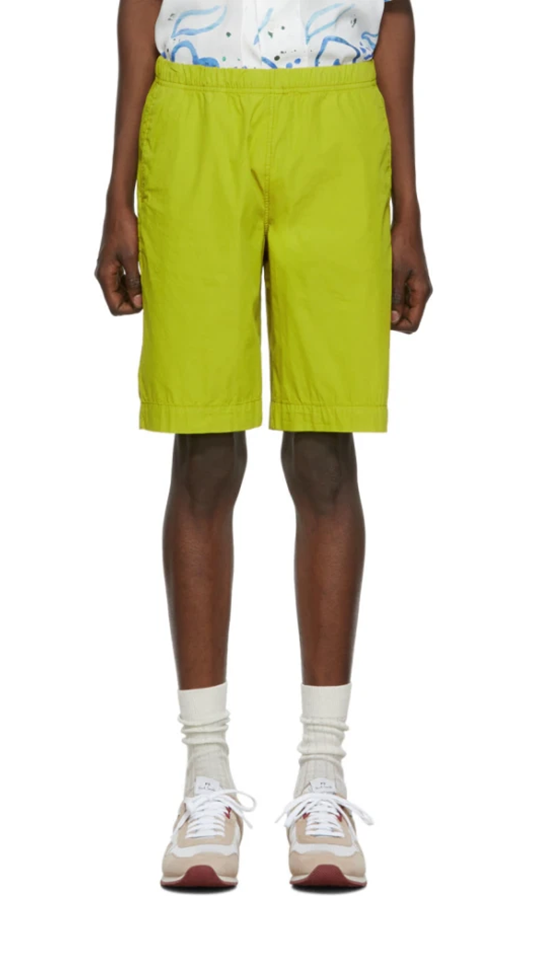 △ PS by Paul Smith Yellow Classic Shorts  HK$1,310