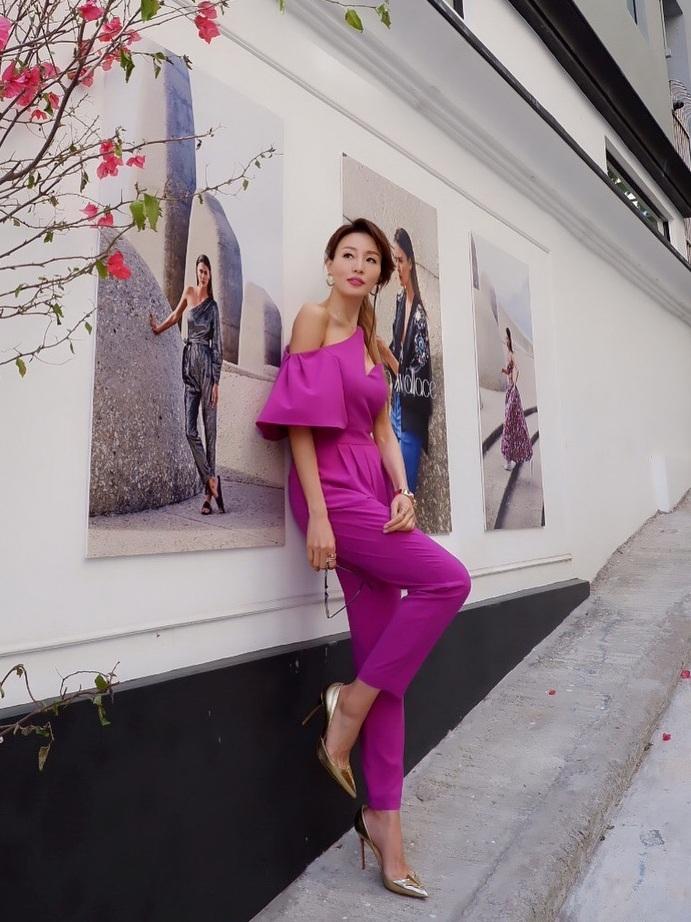Hong Kong model Eunis Chan