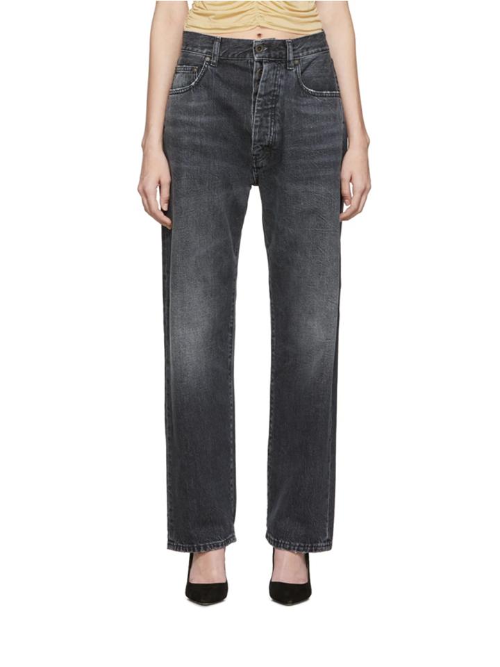 △ Unravel Black Baggy Boy Jeans  HK$3,560