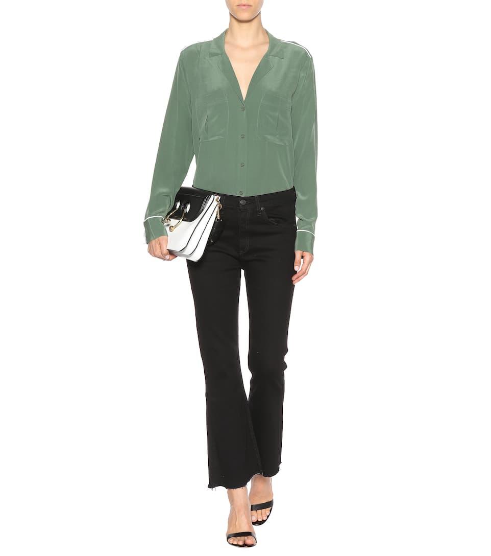 △ RAG & BONE Crop Flare jeans  HK$1,260