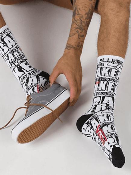 △ Vans X Baker Crew Sock  US$19.9 (~HK$157)