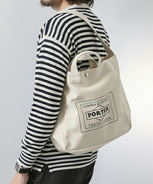 TRAVEL COUTURE by LOWERCASE Canvas Tote Bag white.jpg