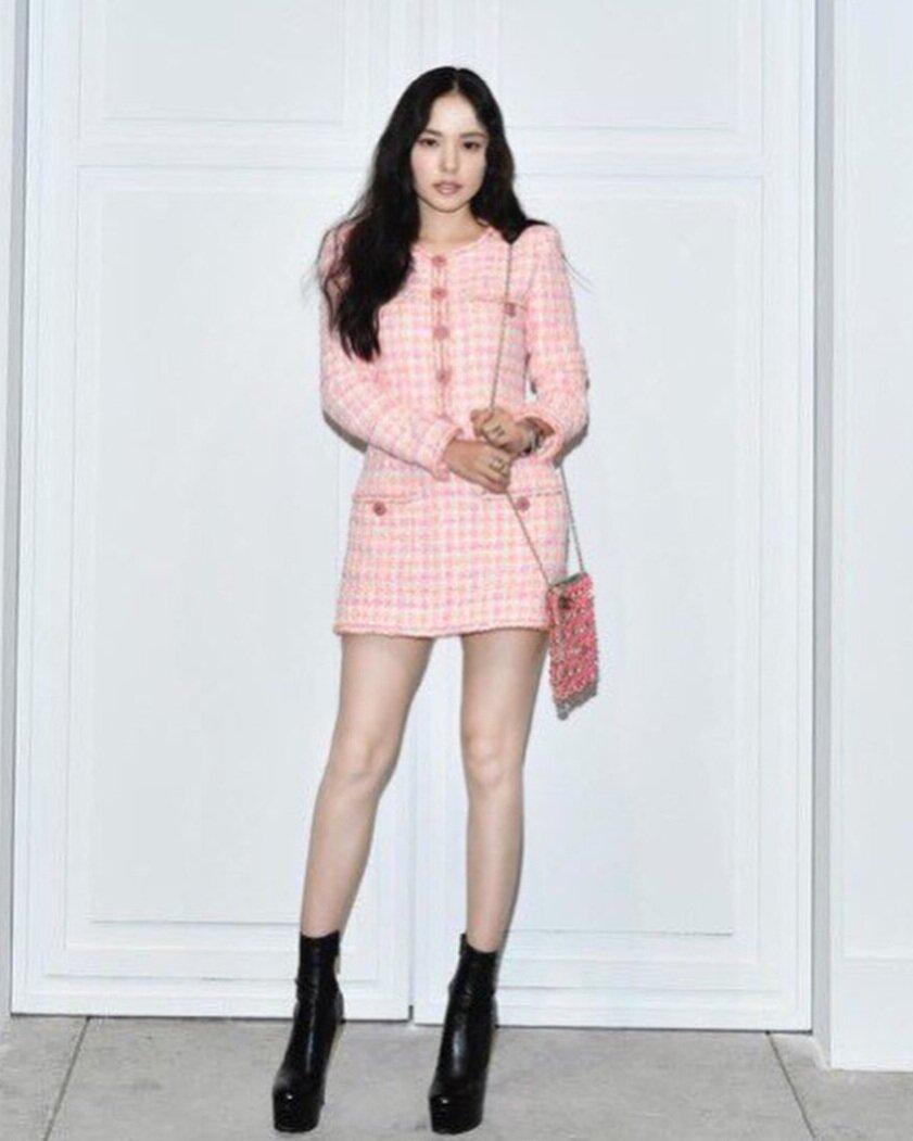 33 y/o actress Min Hyo-rin via Instagram@ hyorin_min