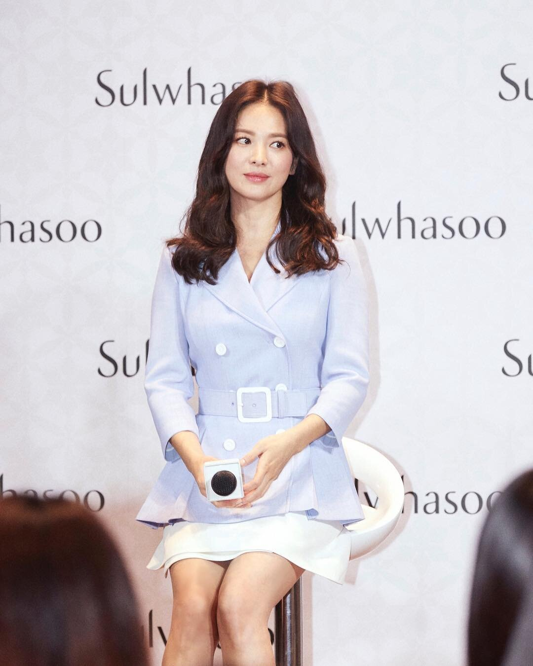 Song Hye-kyo via Instagram@ kyo1122