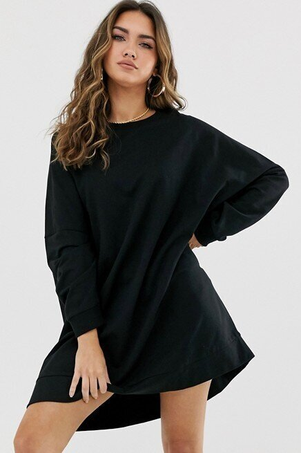 ASOS DESIGN Extreme Oversized Sweat Dress  HK$190