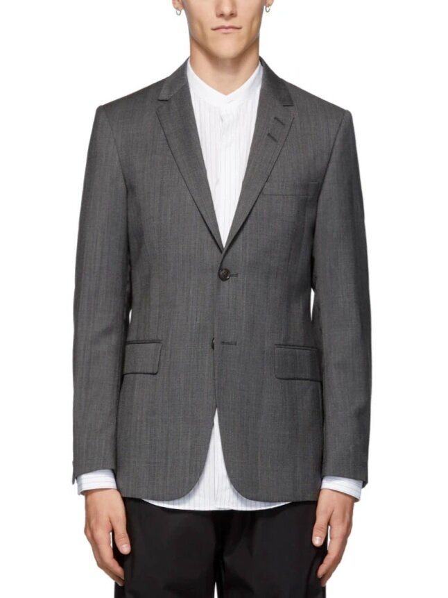 Tiger of Sweden Grey Wool Blazer  HK$3,960
