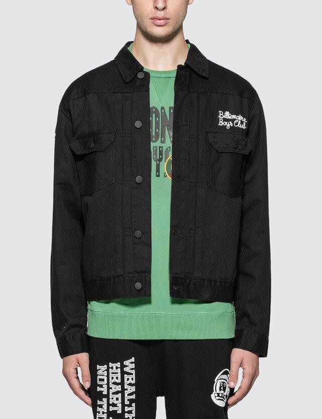 BILLIONAIRE BOYS CLUB Explorer Denim Jacket  HK$1,805.5