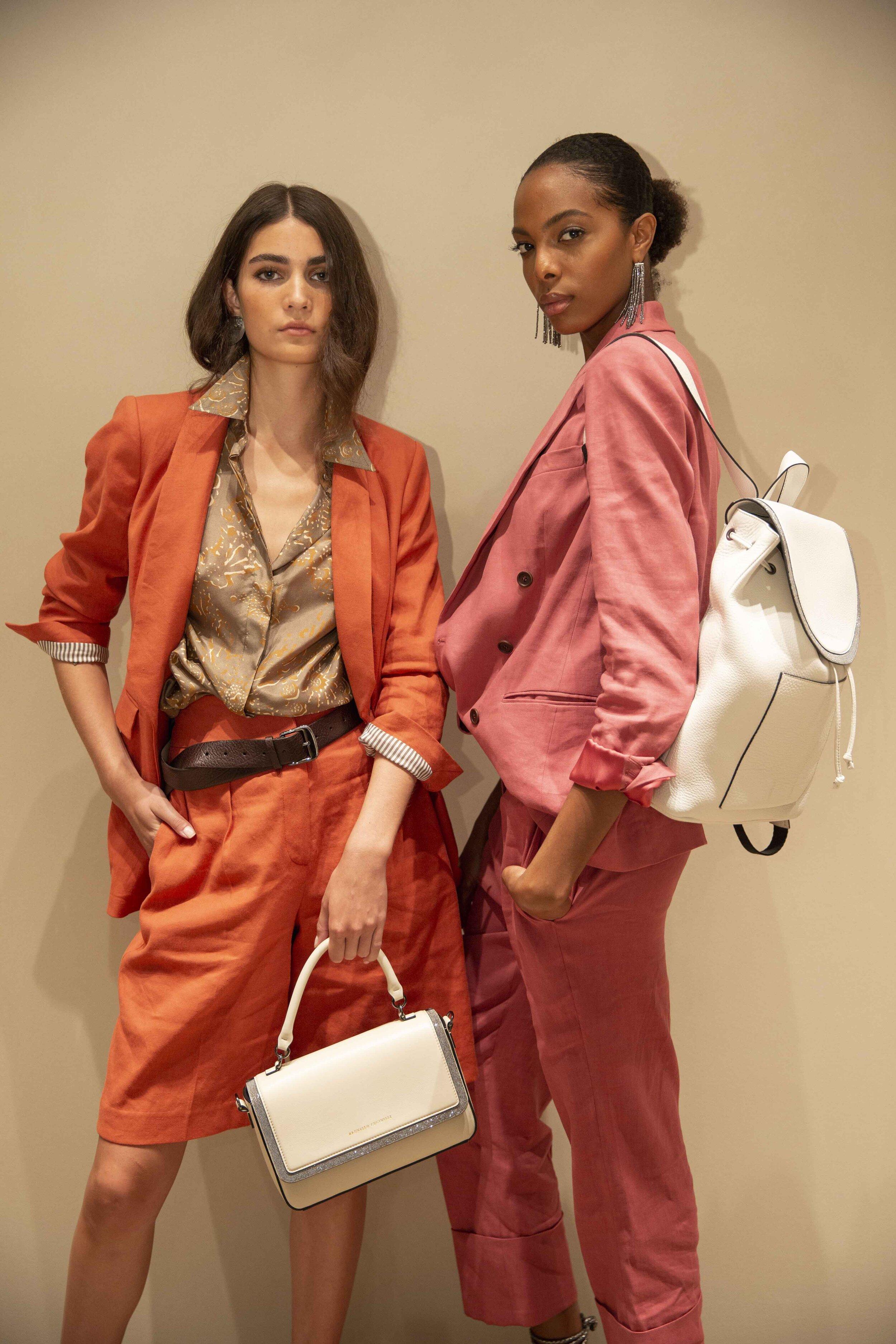 Brunello Cucinelli SS20 Women collection - backstage models.8.jpg