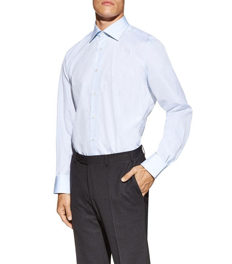 △ Canali Egyptian Cotton Shirt  HK$1,745