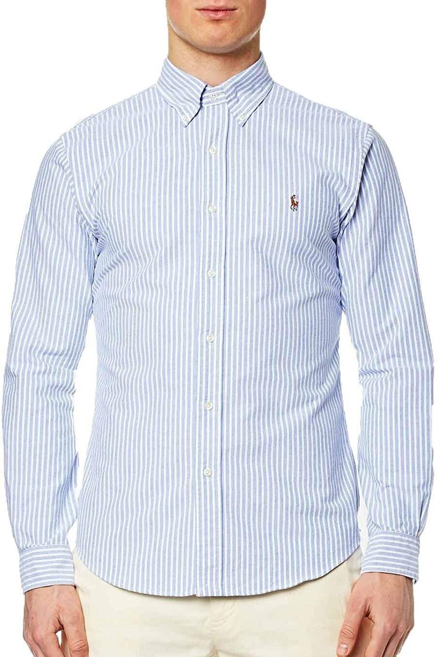 △ Ralph Lauren Mens Button Down Pinpoint Oxford Shirt  US$55.99 (~HK$440)
