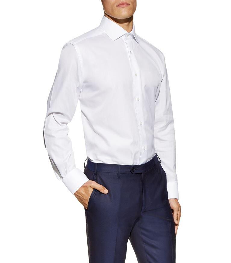 △ Corneliani Classic Twill Shirt  HK$1,753.54
