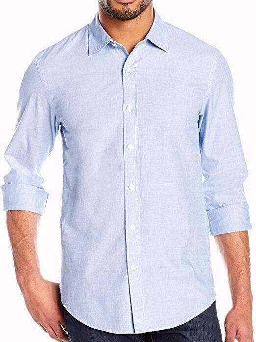△ Amazon Brand - Goodthreads Men's Slim-Fit Long-Sleeve End on End Shirt  US$7 - 25.48 (~HK$55 - 200)