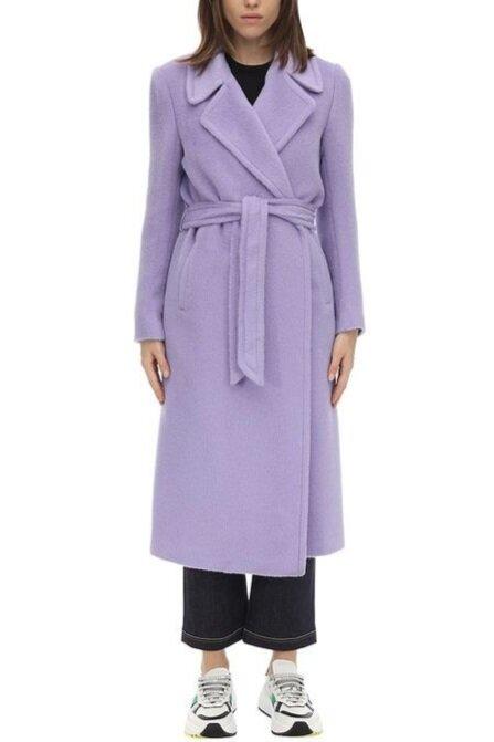 Tagliatore 0205 Molly Belted Alpaca & Wool Coat  HK$7,790