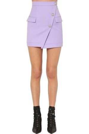 Balmain Grain De Poudre Mini Skirt  HK$9,365