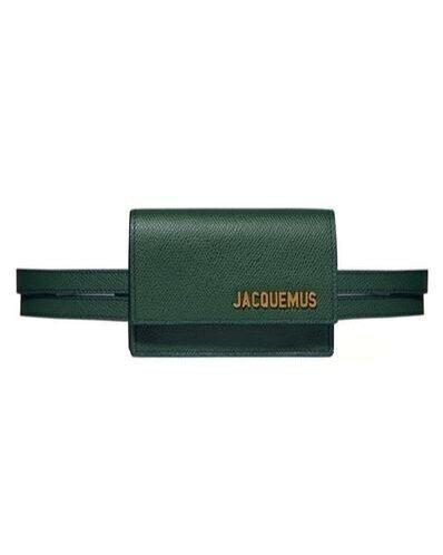 Jacquemus 'La Ceinture Bello' Mini Belt Bag  US$450 (~HK$3,527)