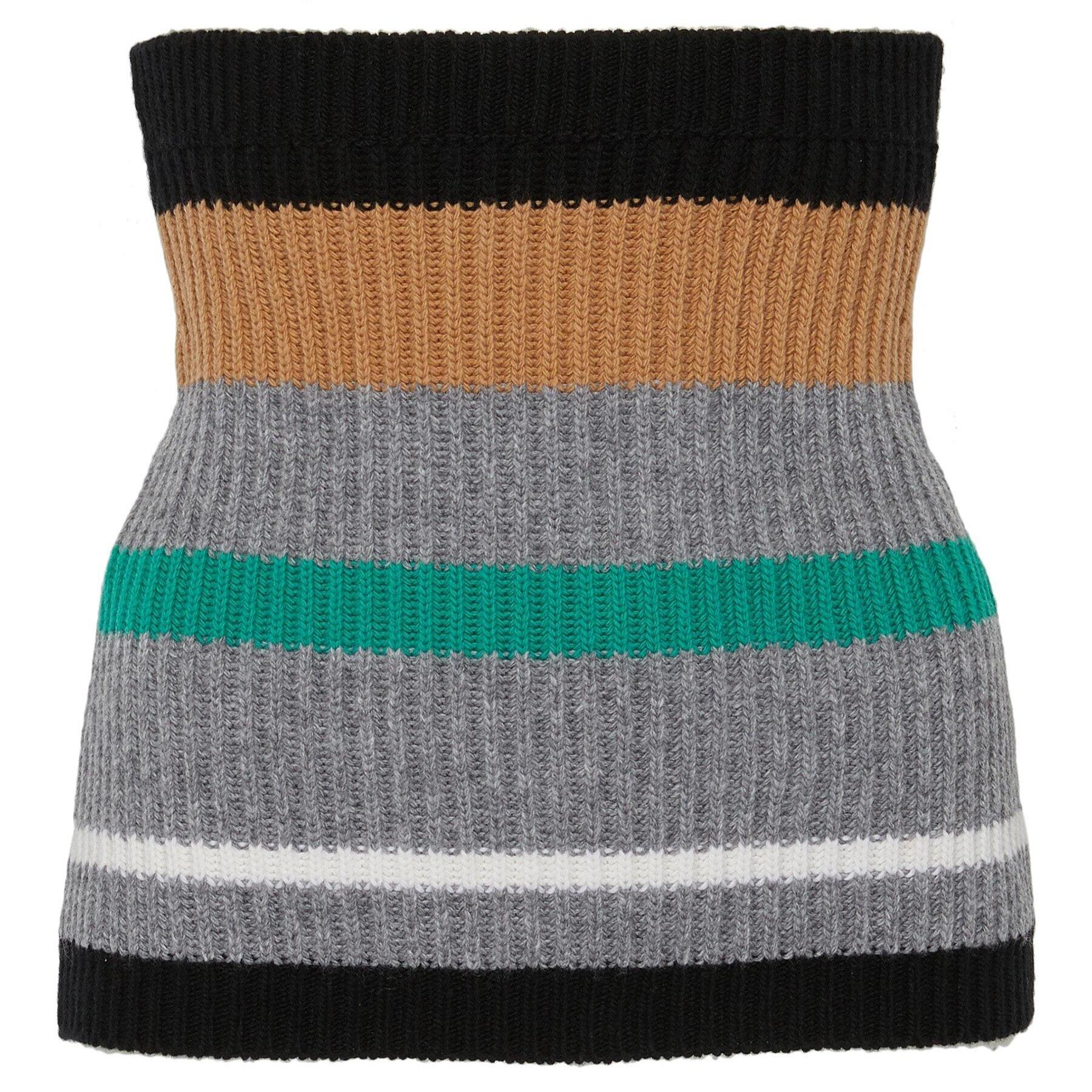 Plan C Stripe Knit Belt  HKD$2,800