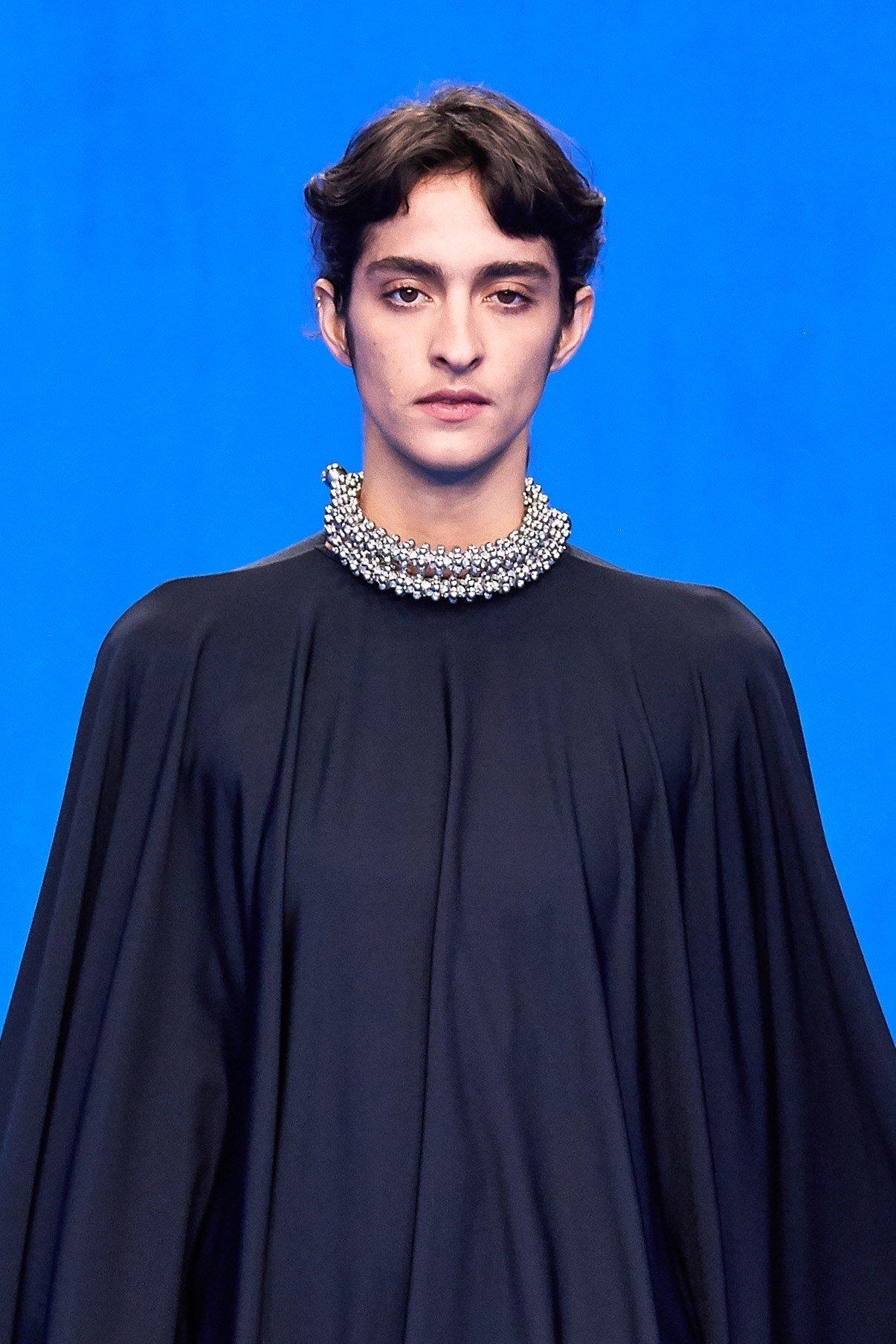Balenciaga via  Vogue