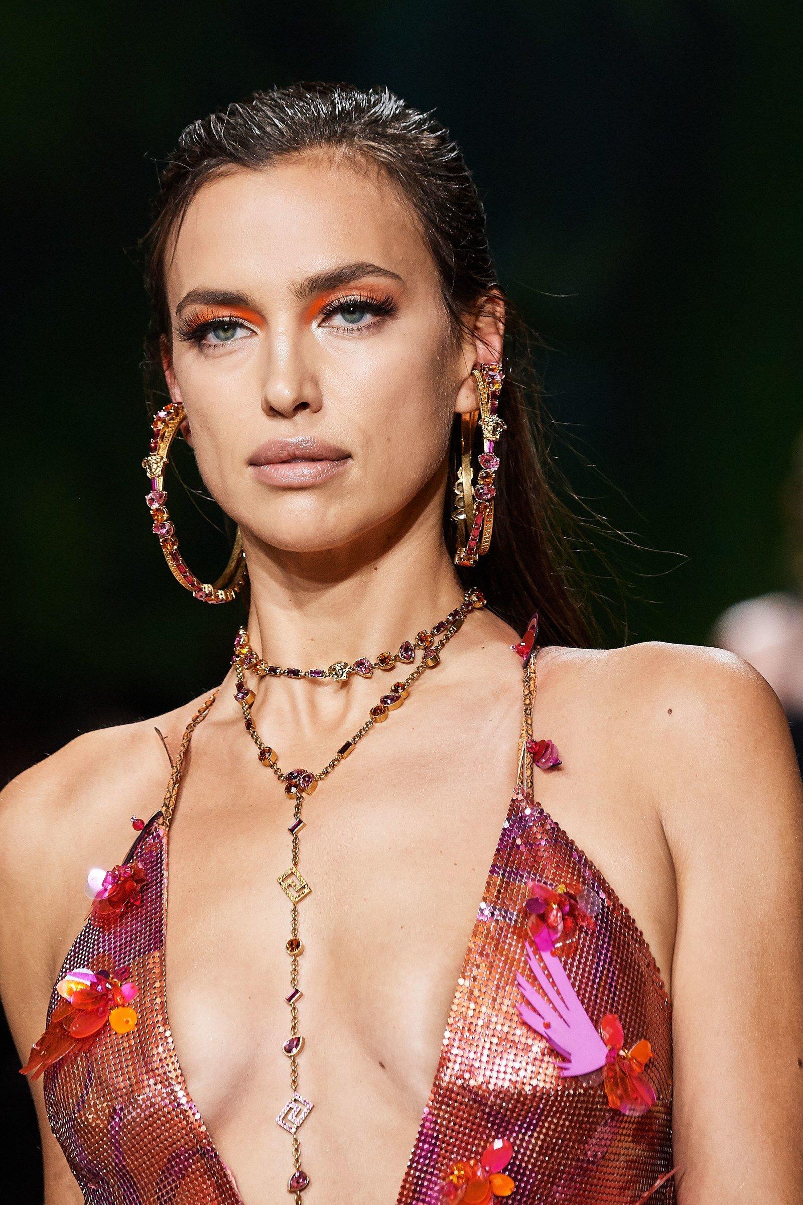 Versace via  Vogue