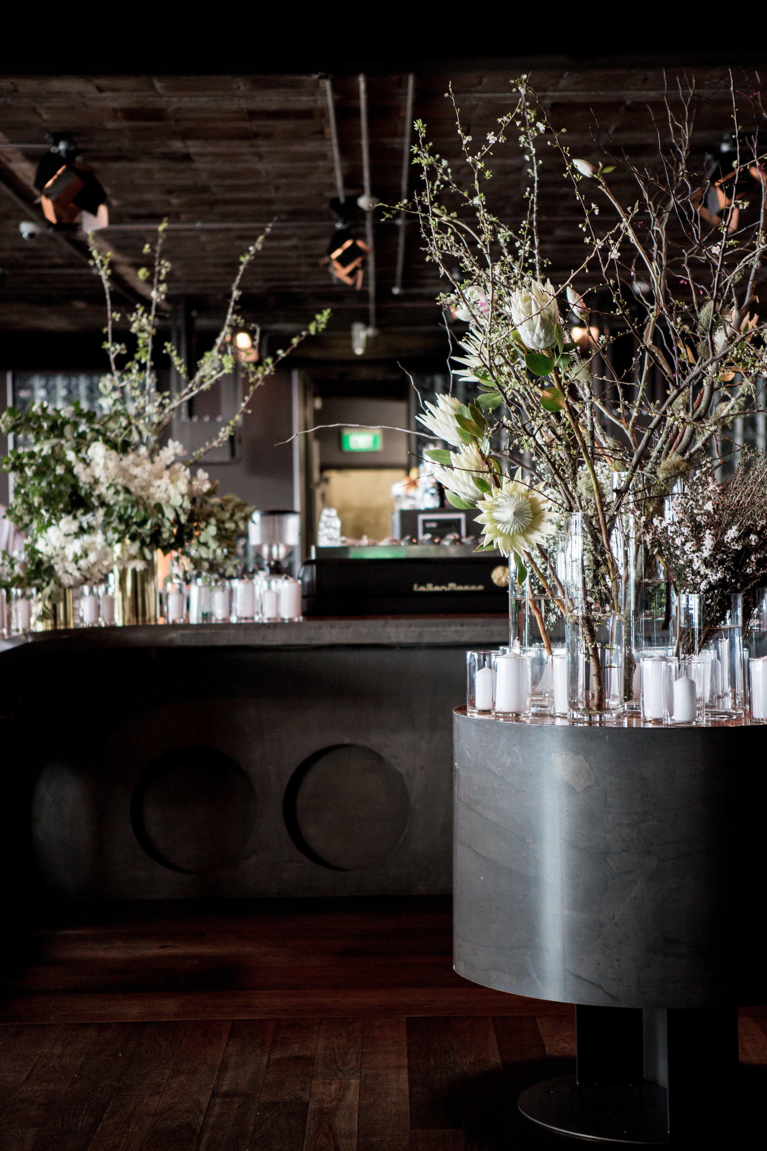 ostro brasserie and bar / seafearers, britomart, auckland - photography, benjamin and elise / styling, blush / interior at ostro, beautifully captured by amanda thomas photography