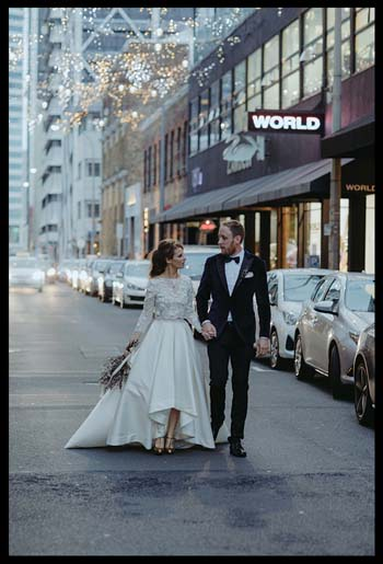 fiona and michael. inner city simplicity. a real showcase that true elegance doesn't need to be over-the-top. - . explore >