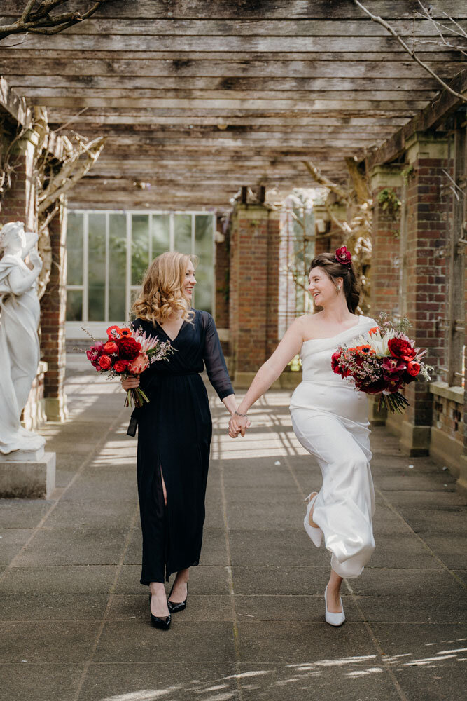 our first wedding of the 2019 season. photographed by our favourite amanda thomas photography. - shot on a warm sunny saturday at the end of september 2019