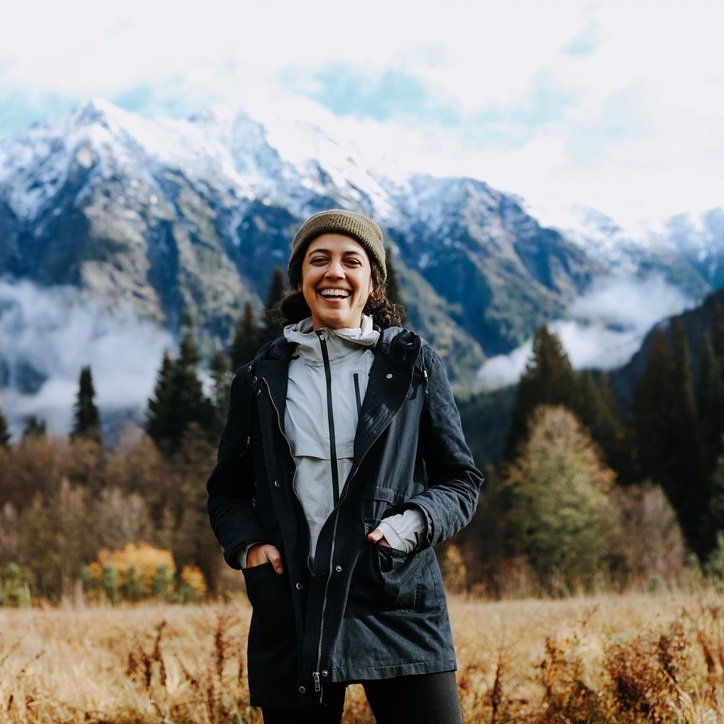 Sarah Attar - Speaker